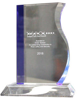 TISPOL Award