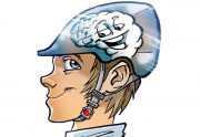 Schütze dein Bestes Logo-Kopf