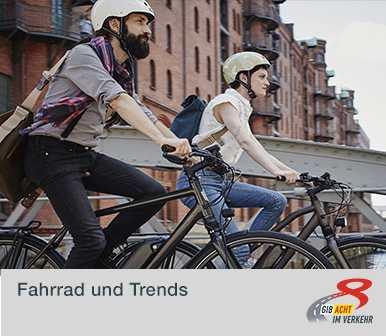 Fahrrad und Trends