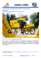 Fahrrad – Lastenräder