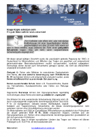 Helm – Kluge Köpfe schützen sich!