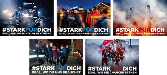 Plakatmotive Stark für dich