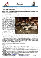 PM PPS tödlicher Unfall 06.03.2019