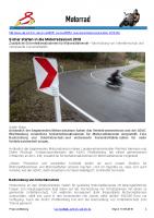 PM VM ADAC Sicher starten Motorradsaison 2018