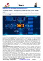 PM WM Testfeld autonomes Fahren