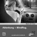 Füller - Ablenkung = Blindflug