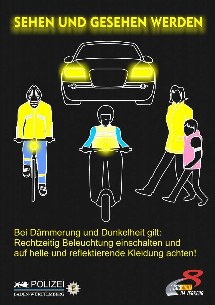 Fahrrad-Trends - Sehen und gesehen werden
