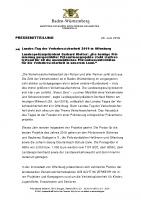 Landes-Tag der Verkehrssicherheit 2019 in Offenburg