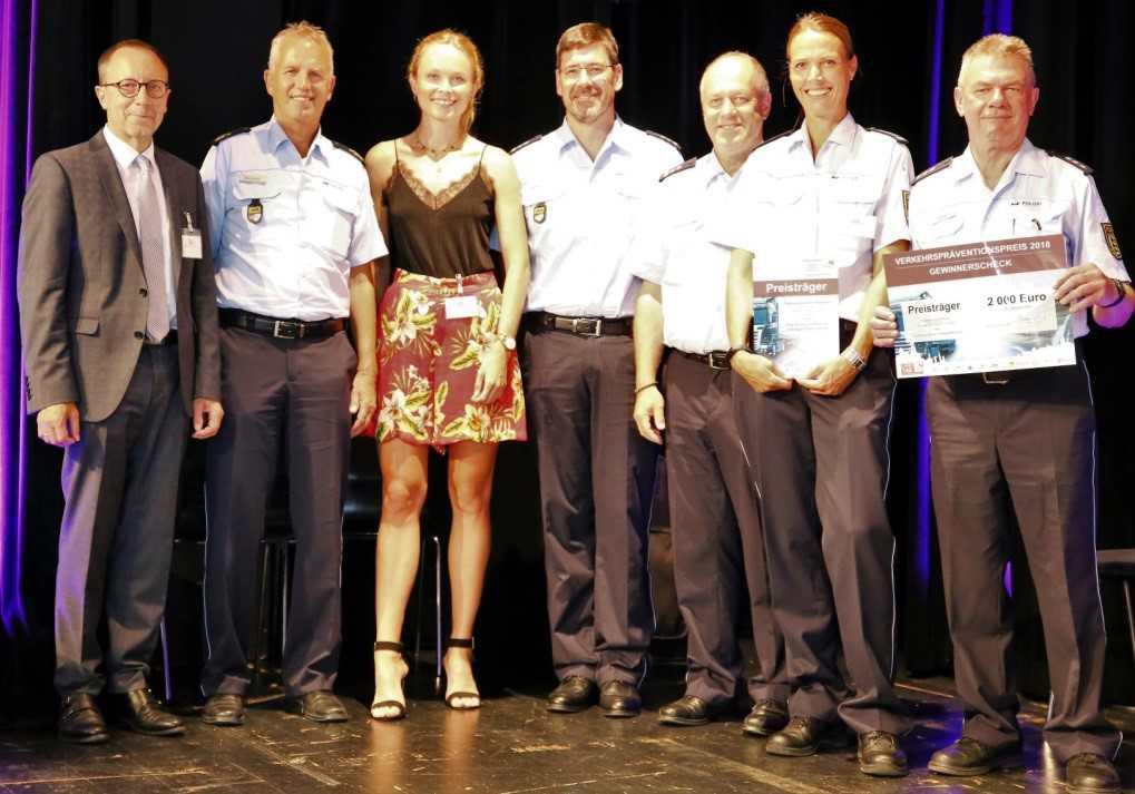 Preisträger des Verkehrspräventionspreises