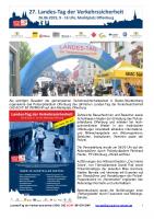 Landes-Tag der Verkehrssicherheit 2019