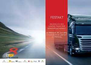 Festakt des Landes-Tags der Verkehrssicherheit 2019