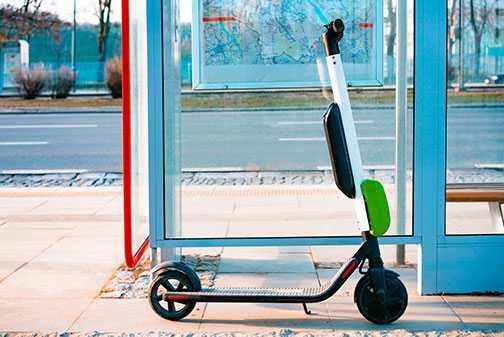 Mitnahme von E-Scootern im ÖPNV