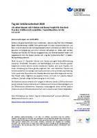 Anmeldung – Tag der Schülersicherheit 2020