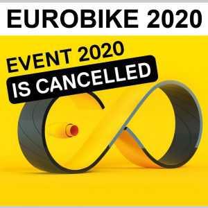 EUROBIKE Absage!