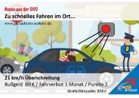 StVO-Novelle Anzeigen