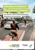 StVO-Novelle Broschüre BMVI