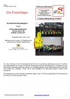 Verkehrspräventionspreis Preisträger und Preisstifter